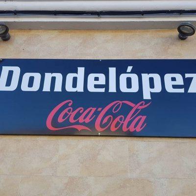 Cafetería Dondelópez