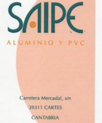Saipe Carpintería Metálica SL